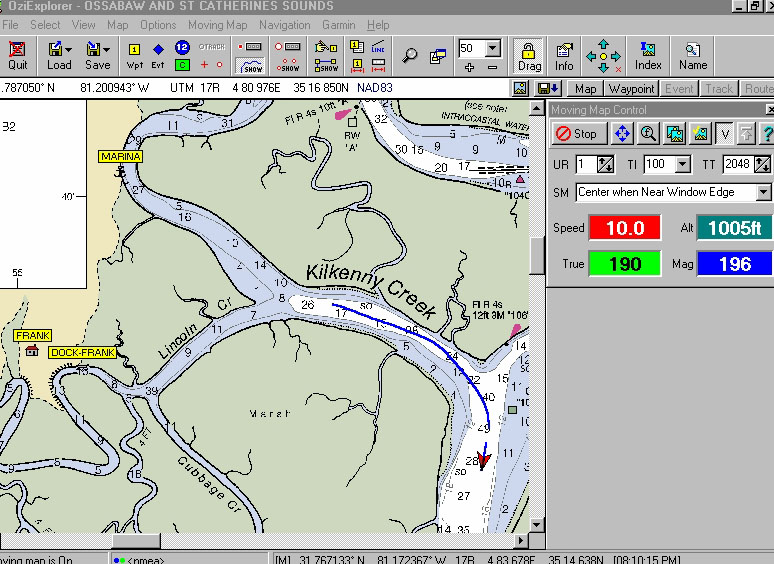 Maptech s u s boating charts